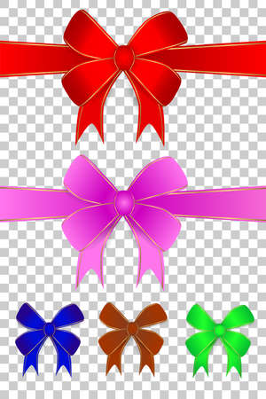 adventskranz: Various Color Knot Tapes