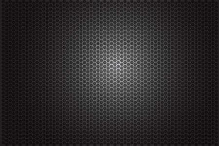 Background - Hexagon Illustration