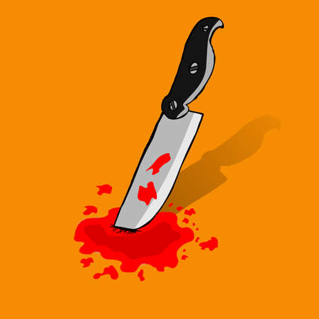 psychopath: Knife and Blood