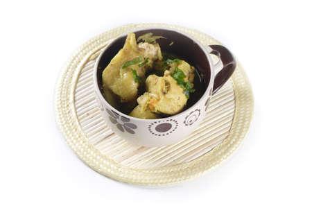 popular indonesian food, opor