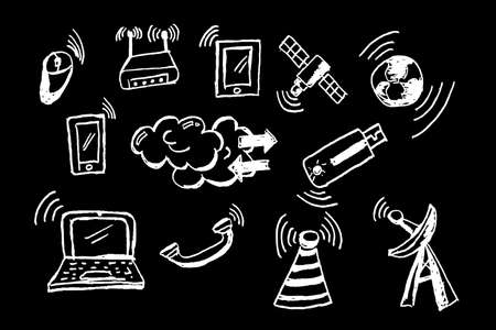 Telecommunication Signal  Vector