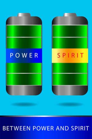 spirit level: Battery - Between Power and Spirit