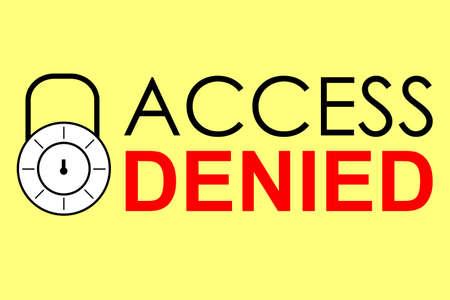 access denied: Access Denied