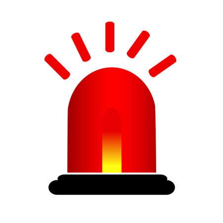 flashing: flashing alarm