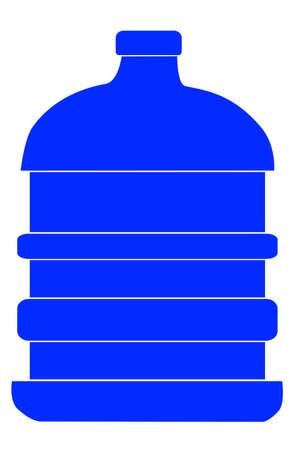 bottling: Silhouette of Big Water Bbottle