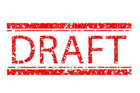 draft: Rubber Stamp - Draft
