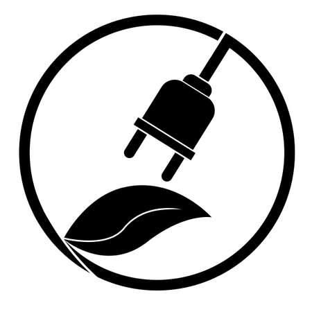 Go Green Symbol