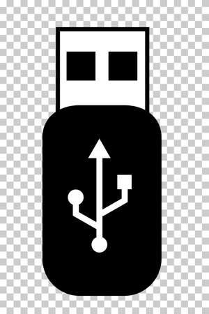 Cabeza del cable de la cabeza del USB Foto de archivo - 76384897