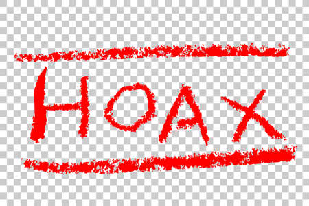 Hoax, Mark for Fake News