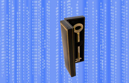 Find the key for encryption software photo