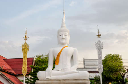 thailand temple: Buddhist temple in Lampang Thailand Stock Photo