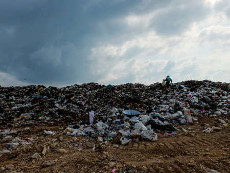 Dump site in Thailand
