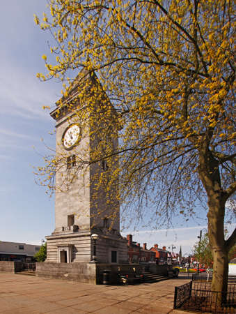 The Nicholson monument in Leek Staffordshire is the UKs tallest and finest memorial to service men and women who fell in wartime.