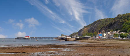 Mumbles 19th century Victorian pier is 225 metres long and when built, was the way for holiday makers to arive in style by ships from Swansea.