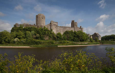 infamous: Pembroke Castle is the birthplace of the first Tudor King, Henry VII, father of the infamous Henry VIII.