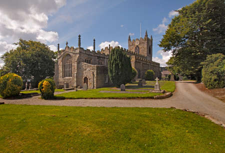 14th century: Beaumaris parish church was built in the 14th century and is dedicated to St Mary and St Nicholas.