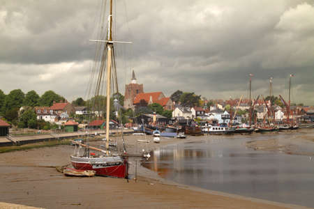 blackwater: Maldon is a historic small town on the estuary of the river Blackwater in Essex, England.