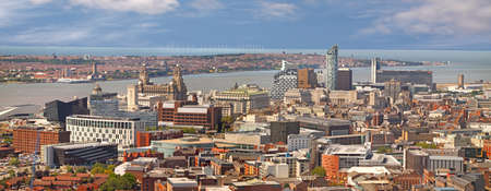 mersey: Liverpool is built allongside the river Mersey which separates it from the Wirral peninsula