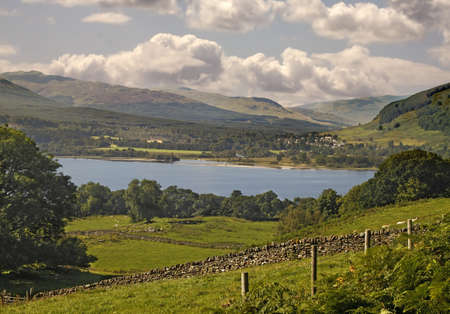 tay: Loch Tay is a freshwater Loch about fourteen miles or twenty three kilometres long in Perthshire Scotland.