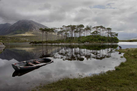 Connemara in County Galway has some of the most beautiful scenery in the Republic of Ireland.