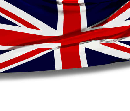anthem: Flag of the United Kingdom (Union Jack) with empty space for your text.