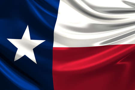Flag of Texas. Фото со стока - 34292903