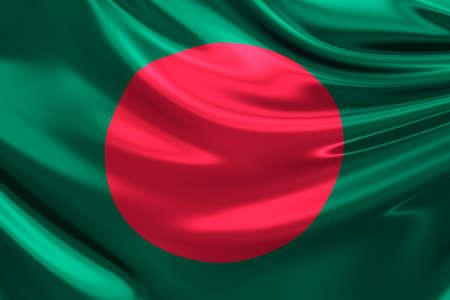 anthem: Flag of Bangladesh.