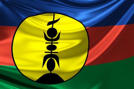 anthem: Flag of New Caledonia.