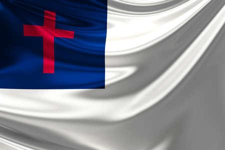 anthem: The Christian Flag.