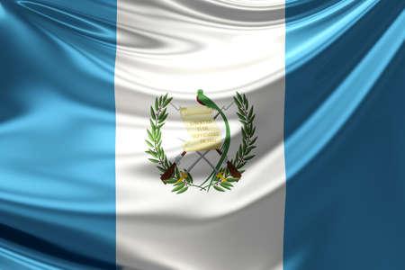 anthem: Flag of Guatemala.