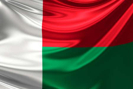 anthem: Flag of Madagascar.
