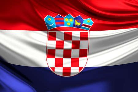 anthem: Flag of Croatia.
