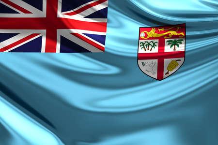 fiji: Flag of Fiji.