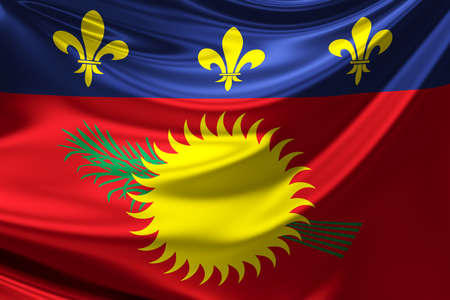 guadeloupe: Flag of Guadeloupe.