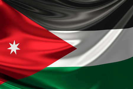 anthem: Flag of Jordan.