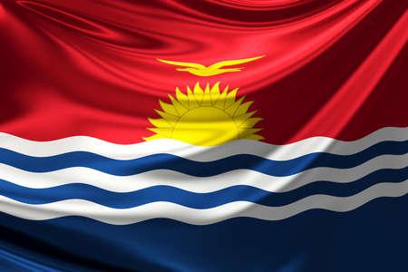 anthem: Flag of Kiribati.