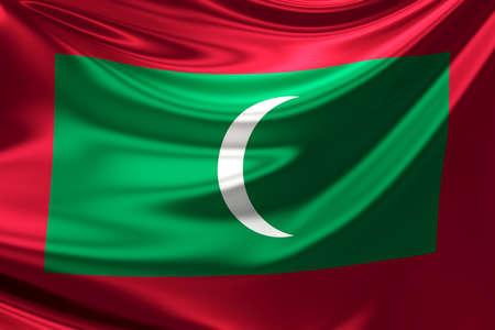 anthem: Flag of Maldives.