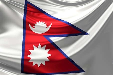 lag: lag of Nepal.