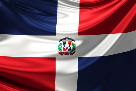anthem: Flag of Dominican Republic.