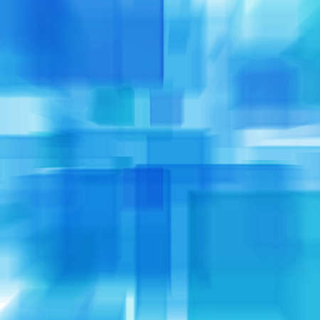 Cubes, abstract radial blur Stock Photo - 18034001