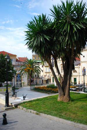 kerkyra:  Kerkyra Square