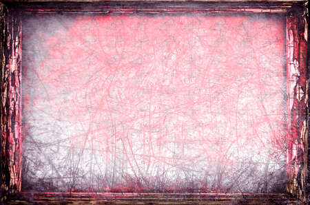 Grunge frame abstract background  photo