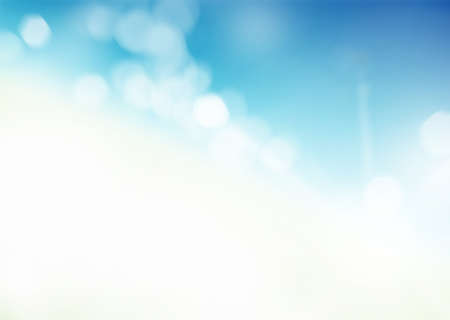 fresh colors: Soft blue abstract background Stock Photo