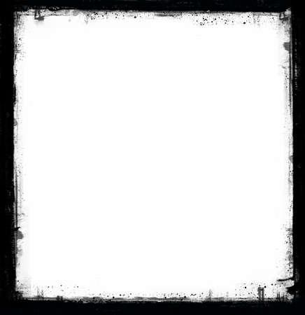 layered photo: Grunge frame