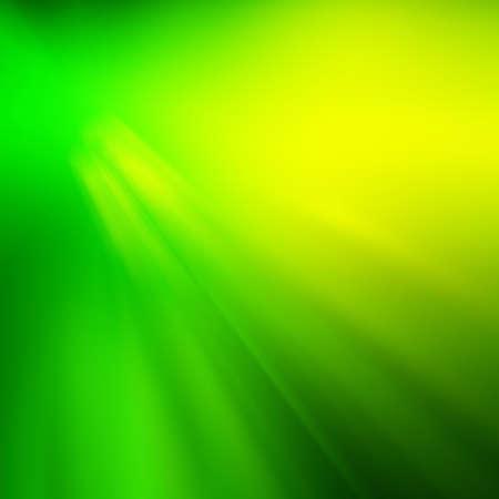 ラインと、緑の自然の背景 写真素材
