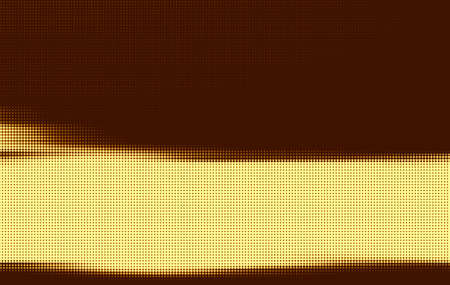 gold brown: Abstract pixel  gold and brown background with place for text Stock Photo