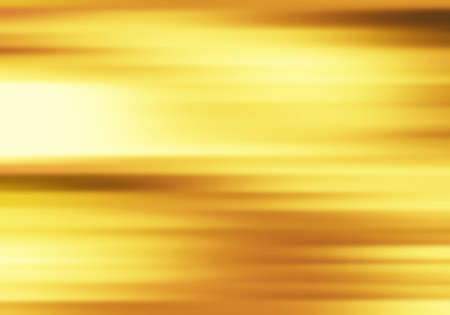 tec: Motion on gold background, Yellow Abstract background. Stock Photo