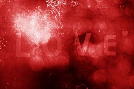 day saint valentin: Love Happy Valentines day card, Font Type