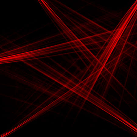 Zusammenfassung Hintergrund der roten Laserstrahlen Standard-Bild
