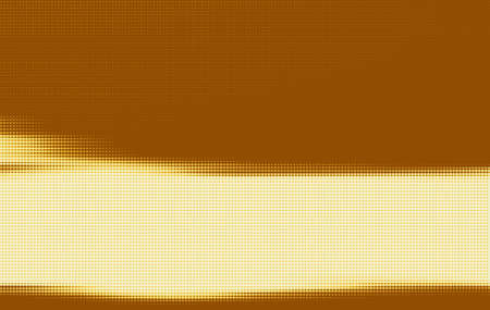 Abstract pixel  gold and brown background with place for text Stock Photo